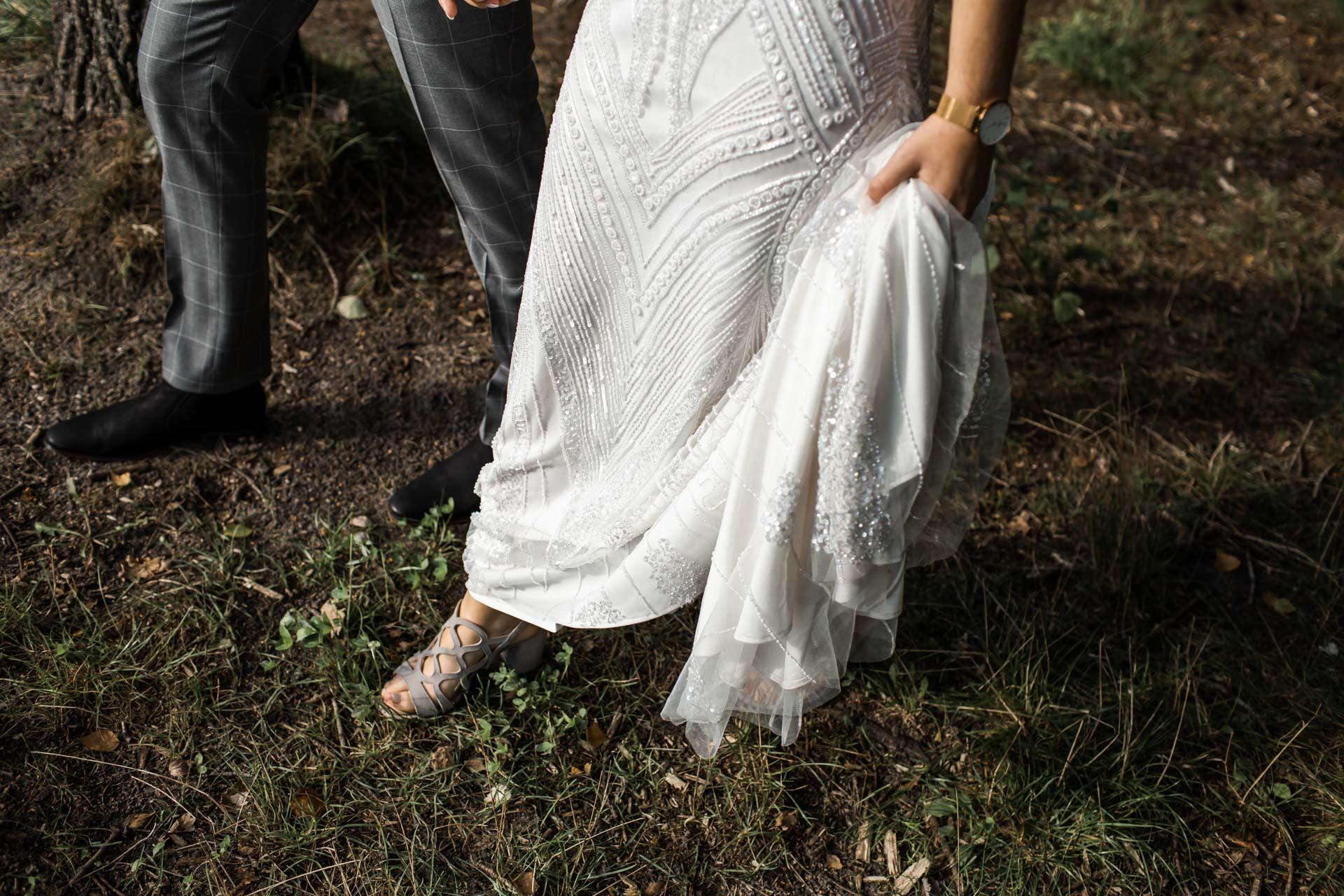 Detail Hochzeitsbilder