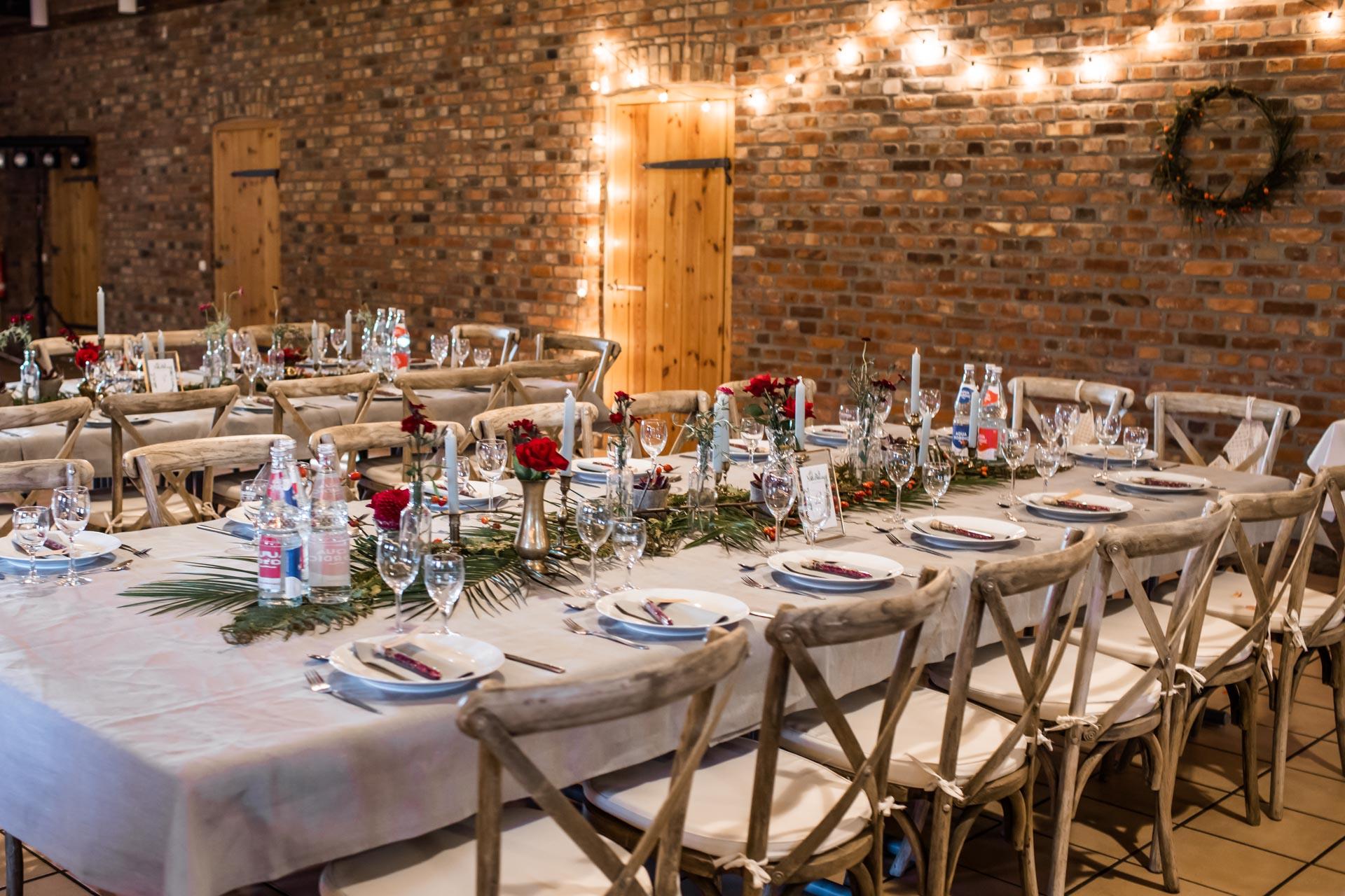 Boho-Hochzeit Heimathaus Tornesch