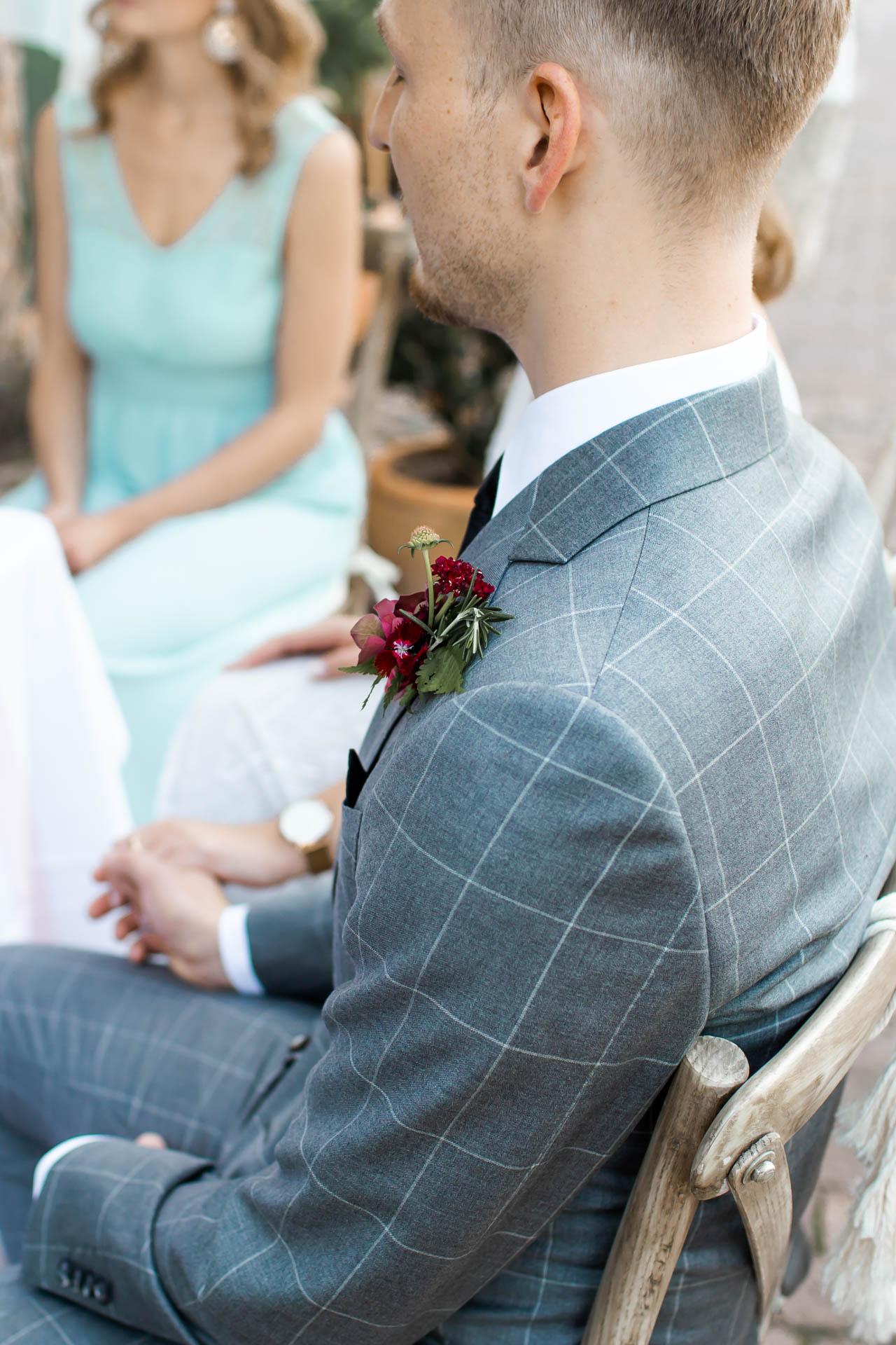 Boho Deko Detail Wedding